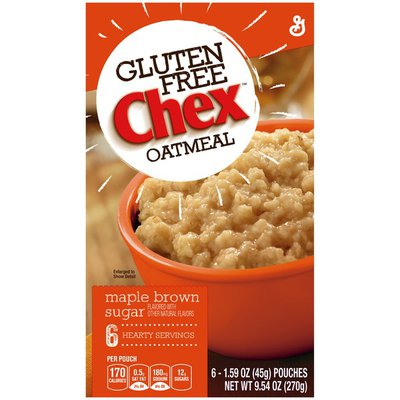 Chex Gluten Free Maple Brown Sugar Oatmeal