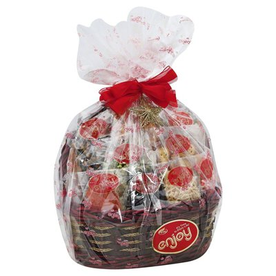 Enjoy Gift Basket, Holiday, Medium