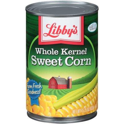 Libby's Whole Kernel Sweet Corn