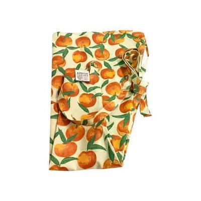 Now Designs Basic Apron Peaches