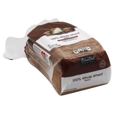 Essential Everyday 100% Whole Wheat Bread