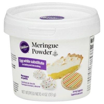 Wilton Meringue Powder, Egg White Substitute