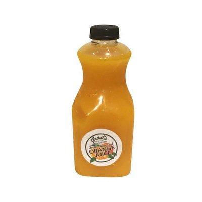 Graul's Fresh Squeezed Orange Juice
