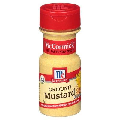 McCormick® Ground Mustard