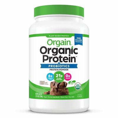 Orgain Organic Chocolate Protein Powder