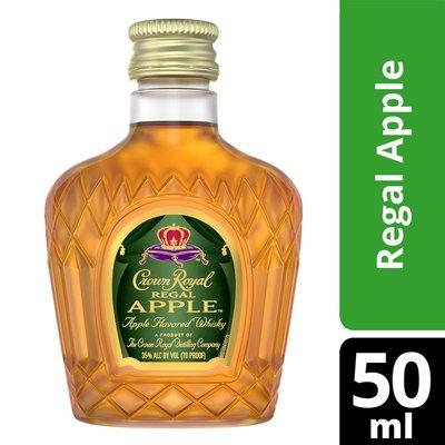 Crown Royal Regal Apple Flavored Whisky