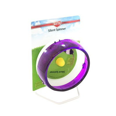 Kaytee Silent Spinner for Dwarf Hamsters or Other Small Animals