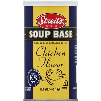 Streit's Instant Soup & Seasoning Mix Chicken Flavor