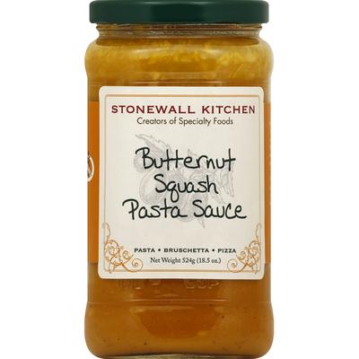 Stonewall Kitchen Pasta Sauce, Butternut Squash