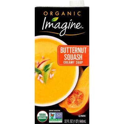 Imagine Organic Butternut Squash Creamy Soup