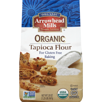 Arrowhead Mills Flour, Tapioca, Organic