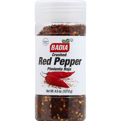 Badia Spices Red Pepper, Crushed