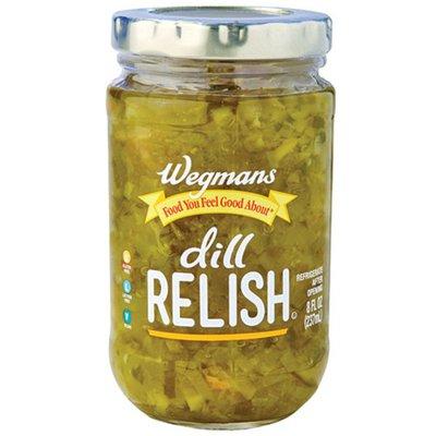 Wegmans Dill Relish