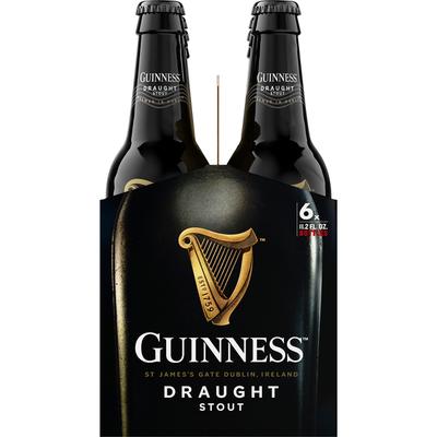 Guinness Draught, Bottles
