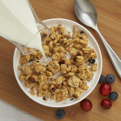 Kashi GO Breakfast Cereal, Vegan Protein, Toasted Berry Crisp