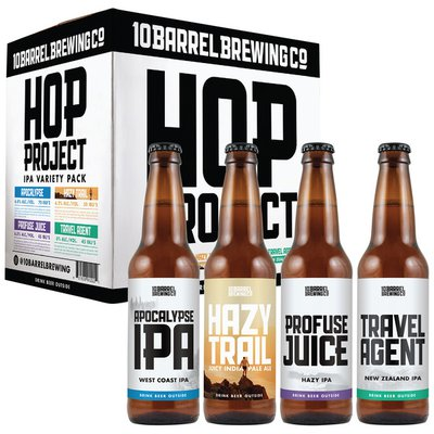 10 Barrel Brewing Hop Project Variety Pack