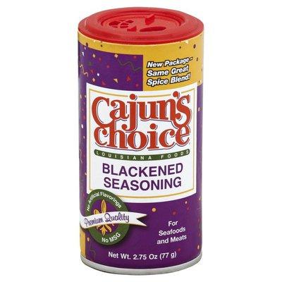 Cajun's Choice Blackened Seasoning