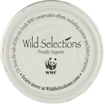 Wild Selections Line Caught Solid White Albacore Tuna in Water