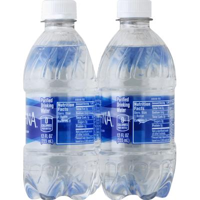 Aquafina Water, Purified Drinking