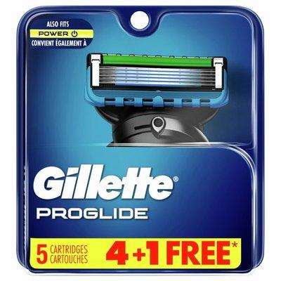 Gillette Fusion5 ProGlide Men's Razor Blades