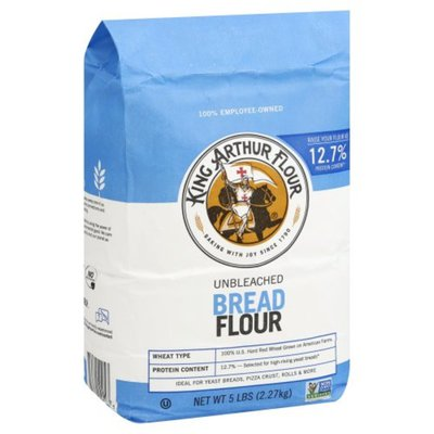 King Arthur Baking Bread Flour, Unbleached