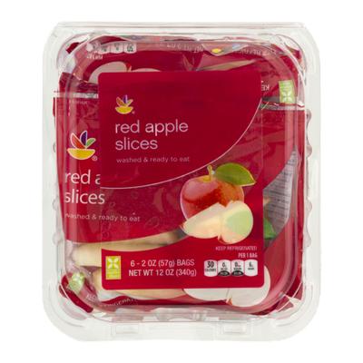 SB Red Apple Slices - 6 CT