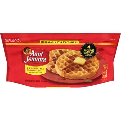 Pearl Milling Company Homestyle Waffles