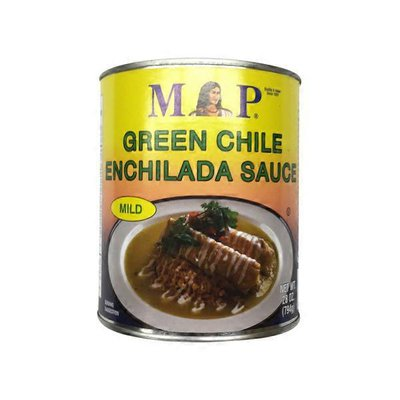 Mountain Pass Green Chili Enchilada Sauce