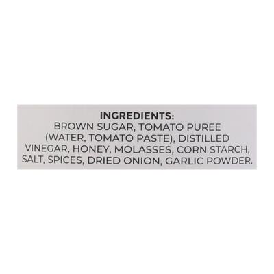 Rib Rack BBQ Sauce, Honey