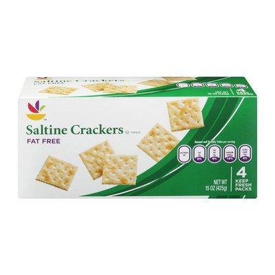 SB Saltine Crackers Fat Free