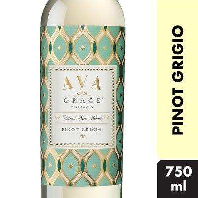 AVA Grace® Vineyards AVA Grace Vineyards Pinot Grigio White Wine