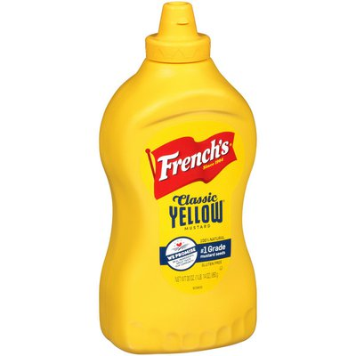 French's® Classic Yellow Mustard Squeeze Bottle