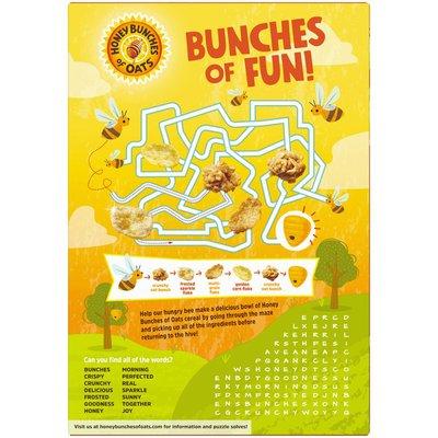 Honey Bunches of Oats Honey Bunches of Oats Honey Roasted