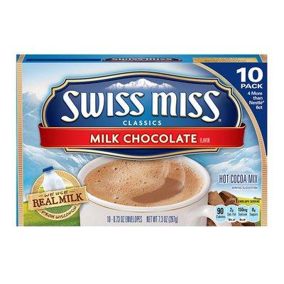 Swiss Miss Hot Cocoa Mix Milk Chocolate