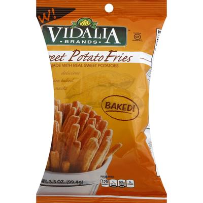 Vidalia Sweet Potato Fries