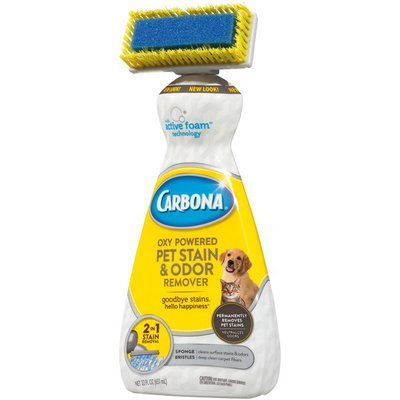 Carbona Oxy Powered Pet Stain & Odor Remover