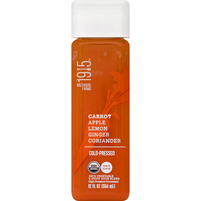 1915 100% Vegetable & Fruit Juice Blend, Carrot