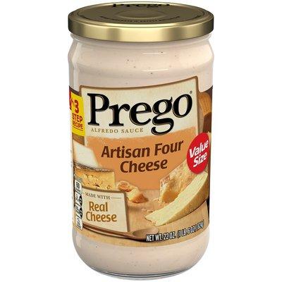 Prego® Four Cheese Alfredo Sauce