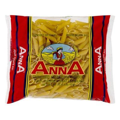 Anna's Pasta Penne Rigate #41