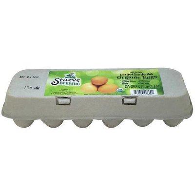Stueve Organic Farm Organic Large Grade AA Eggs