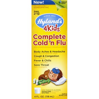 Hyland's Cold 'n Flu, Complete