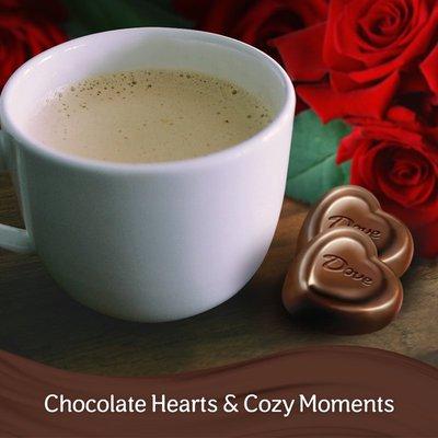 Dove PROMISES Valentines Day Hearts Milk Chocolate Valentine Candy