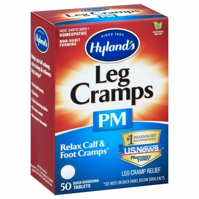 Hyland's Leg Cramp Relief, PM, Quick-Dissolving Tablets