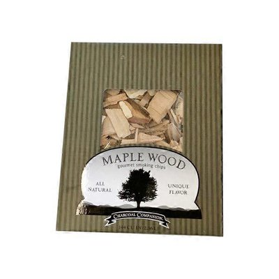 Charcoal Companion Maple Smoking Chips