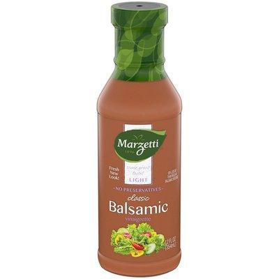 Marzetti Light Classic Balsamic Vinaigrette