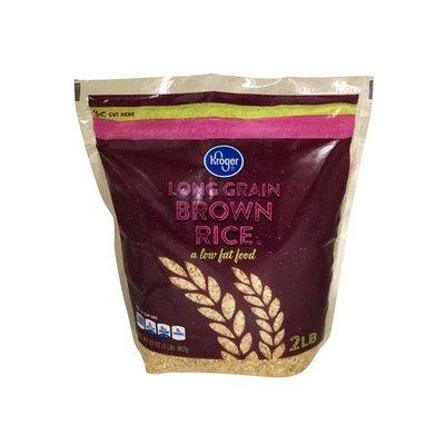Kroger Long Grain Brown Rice