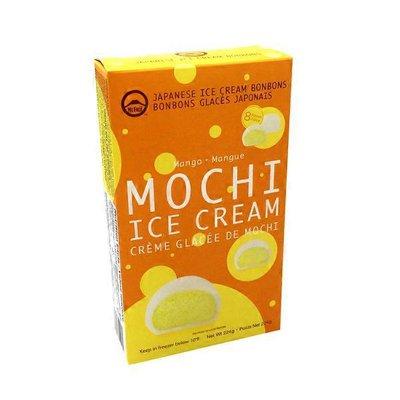 Mt. Fuji Mango Mochi Ice Cream