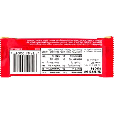 PowerBar Energy Bar, Peanut Butter