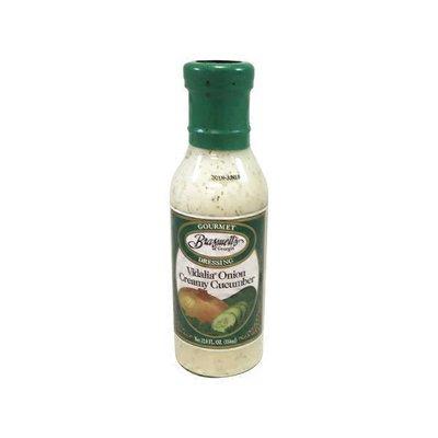 Braswell's Dressing, Gourmet, Vidalia Onion Creamy Cucumber