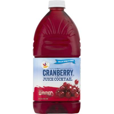SB Juice Cocktail, Cranberry
